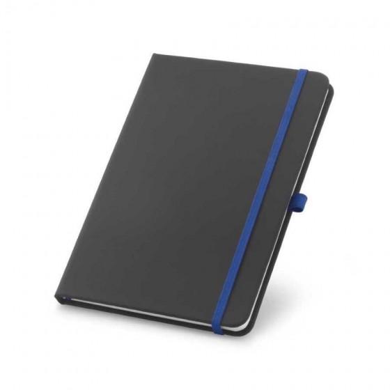 Caderno C. sintético. Capa dura com 80 folhas pautadas - 93717-114