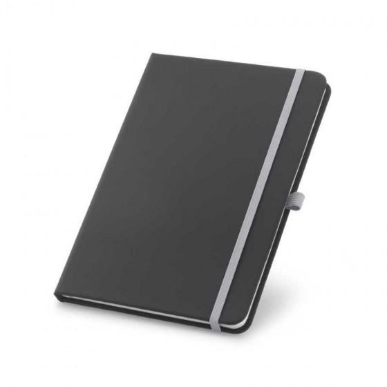 Caderno C. sintético. Capa dura com 80 folhas pautadas - 93717-123