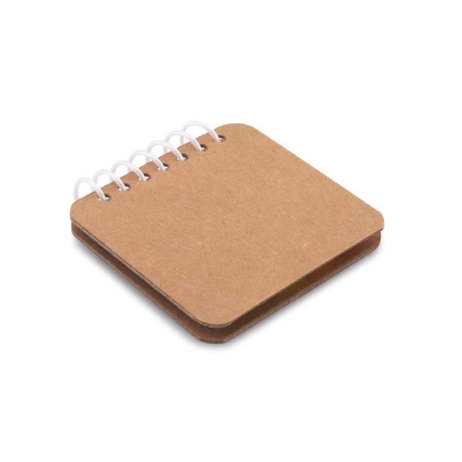 Caderno. Papel kraft. 6 blocos  - 93718.60