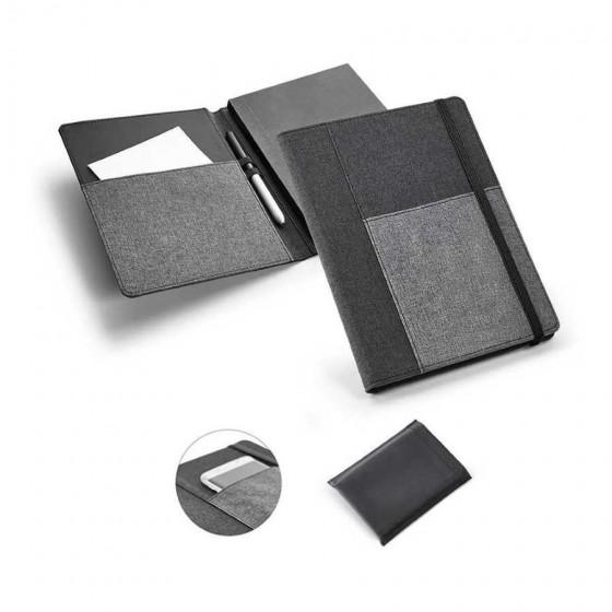 Capa com caderno - 93734-113