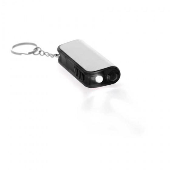 Chaveiro com LED e ferramenta. Incluso 4 pilhas LR41 - 94006-103