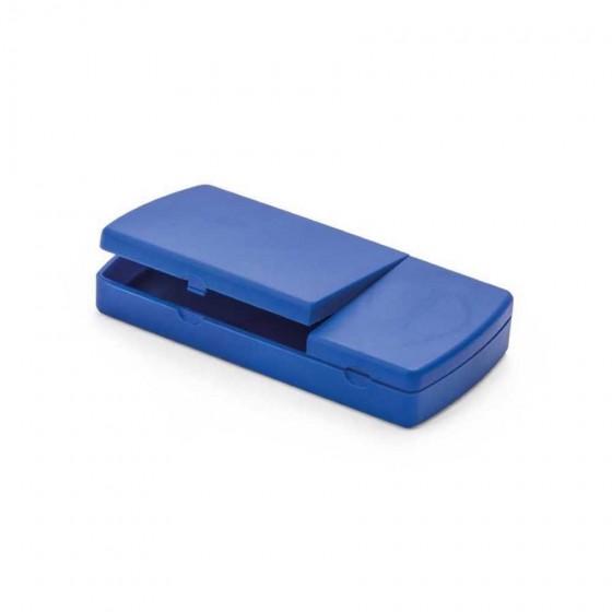 Porta comprimidos com cortante e 2 divisórias portáteis - 94307-104