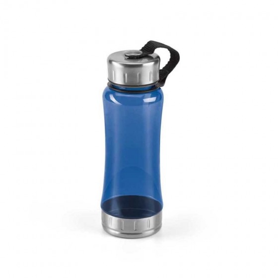 Squeeze. Aço inox e AS. Capacidade: 600 ml - 94618.04
