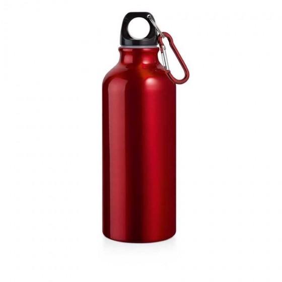 Squeeze. Alumínio. Com mosquetão. Capacidade: 500 ml - 94623.05