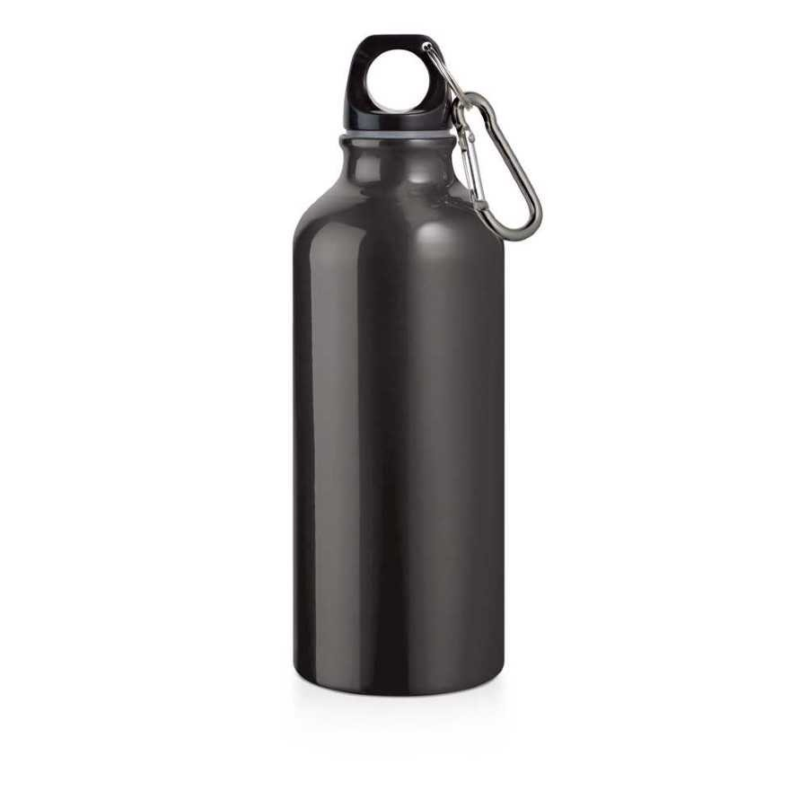 Squeeze. Alumínio. Com mosquetão. Capacidade: 500 ml - 94623.42
