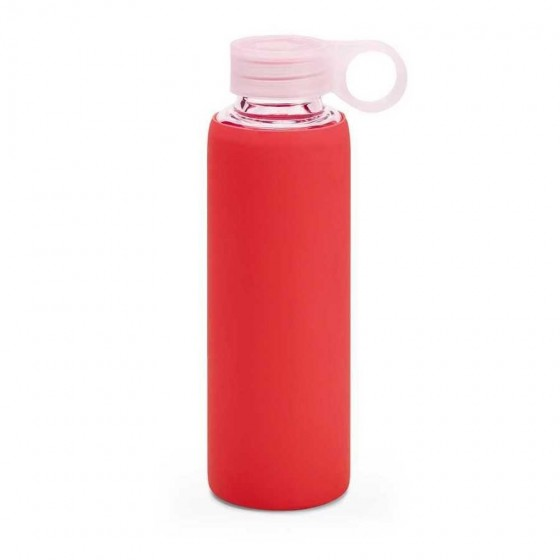 Squeeze em Vidro borossilicato com tampa em PP - 94668-105