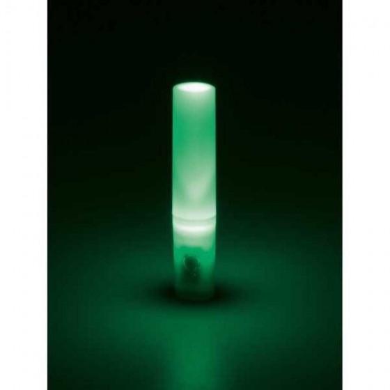 Lanterna. ABS e AS. Com 2 LEDs  - 94741-119