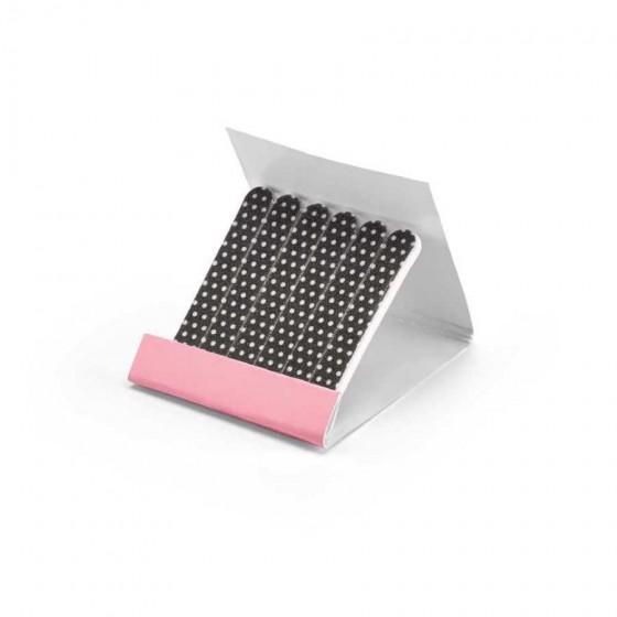 Kit de 6 lixas em caixa de cartão - 94856-112