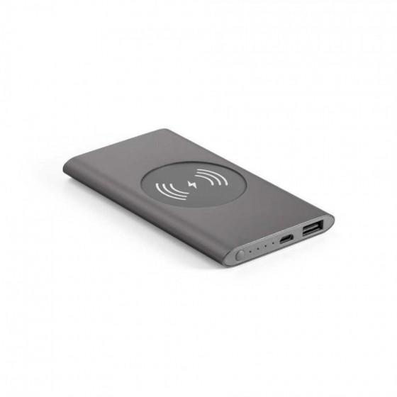 Bateria portátil e carregador wireless. Capacidade: 4000 mAh - 97078-133