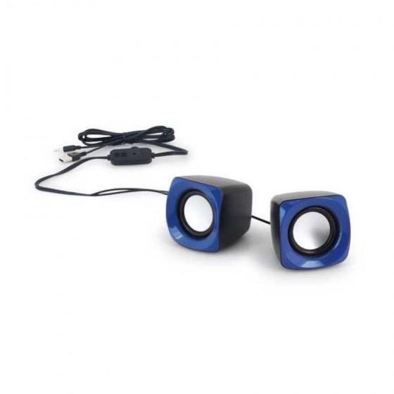 Caixa de som. ABS. Com ligação stereo - 97339.14