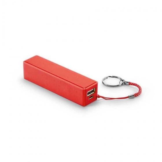 Bateria portátil em ABS. Bateria de lítio 2.200 mAh - 97380-105
