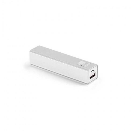 Bateria portátil. Alumínio. Bateria de lítio. - 97382.44
