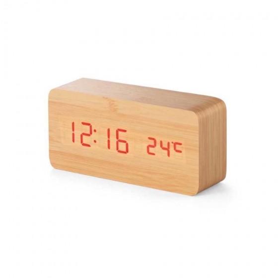 Relógio. MDF. Com calendário - 97390.60