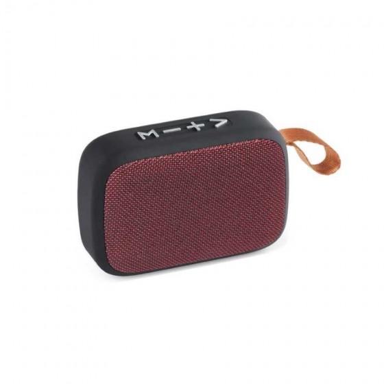 Caixa de som com microfone. ABS - 97395.53