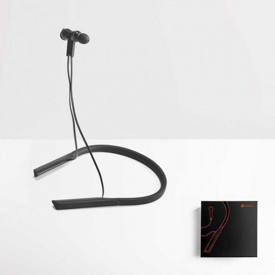 Fone de ouvido em ABS e silicone com transmissão Bluetooth - 97919-103