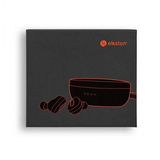 Fone de ouvido Bluetooth em Metal e ABS - 97922-107