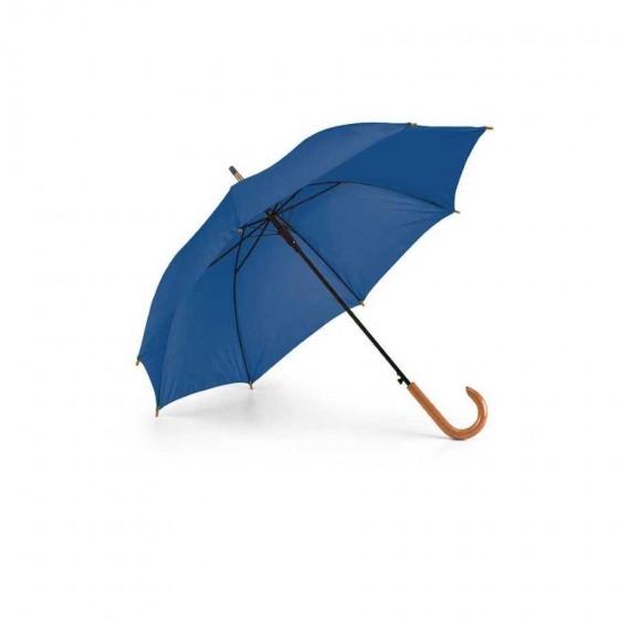 Guarda-chuva Poliéster 190T. pega em madeira. Abe - 99116-114