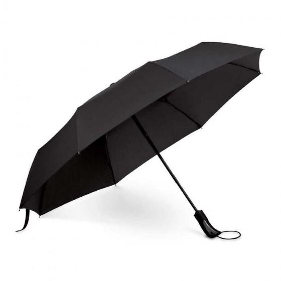 Guarda-chuva dobrável. 190T pongee. Pega revestida com borracha - 99151-103