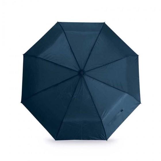 Guarda-chuva dobrável. 190T pongee. Pega revestida com borracha - 99151-104